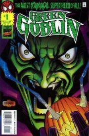 Green Goblin Comics